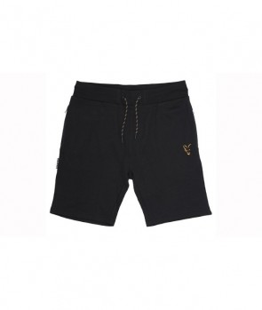 Fox Collection Black / Orange LW Jogger Shorts