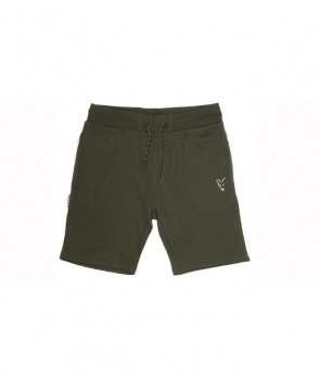 Fox Collection Green / Silver LW Jogger Shorts