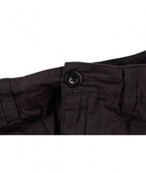 Fox Collection Combat Shorts Black / Orange