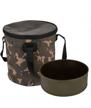 Fox Aquos Camolite Bucket And Insert
