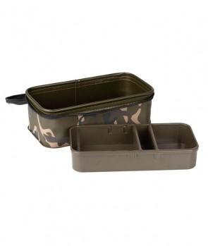 Fox Aquos Camolite Rig Box & Tackle Bag