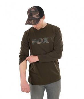 Fox Khaki / Camo LS