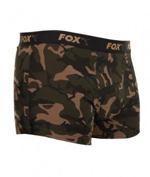 Fox Camo Boxers x 3