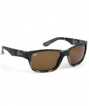Fox Chunk Sunglasses Camo/Brown Lense