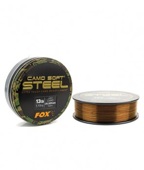 Fox Edges Camo Soft Steel - Light