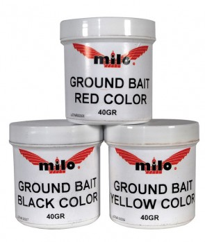 Milo Groundbait Dyes