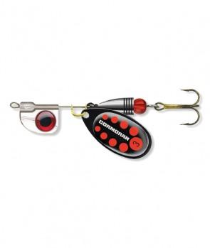 Cormoran Bullet AT Nero Crno/Crvena Br. 4