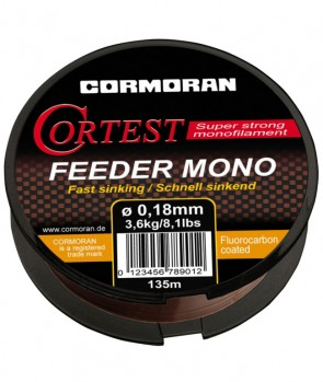 Cormoran Cortest Feeder Mono 135m 0.18mm