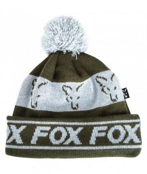 Fox Green Silver Lined Booble