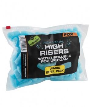 Fox Edges High Visual High Risers Jumbo Refill Pack