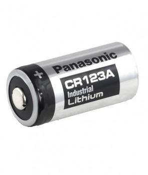 Baterija Panasonic Lithium Industrial CR123 1 kom