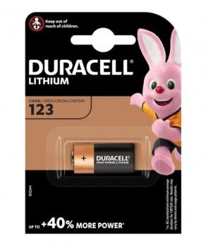 Baterija Duracell Ultra Photos CR123 2 kom
