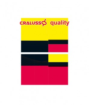Cralusso Colour Antenna Label