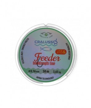 Cralusso Feeder Hooklength 50m