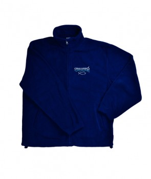 Cralusso Polar Sweater Blue Size L