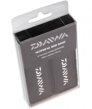 Daiwa Neopren Rod Bands - Medium