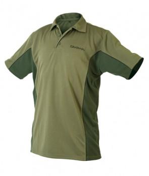 Daiwa Polo majica zelena L