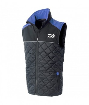 Daiwa Sleevless Gilet Blue XXL