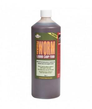 Dynamite Baits Worm Liquid Carp Food