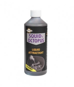 Dynamite Baits Liquid Attractant Squid&Octopus 500ml
