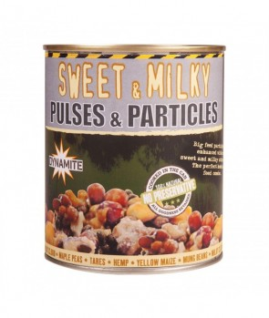 Dynamite Baits Frenzied Pulse Sweet&Milky Parti-Mix 700g