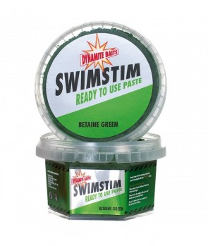 Dynamite Baits Swim Stim Betaine Green Ready Paste