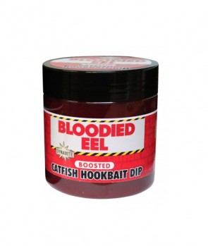 Dynamite Baits Bloodied Eel Bait Dip 270ml