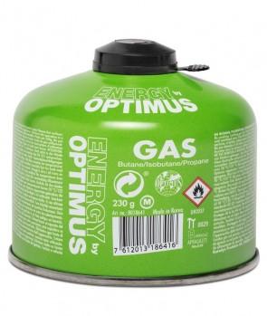 Optimus Plinska Kartuša s Navojem 230g