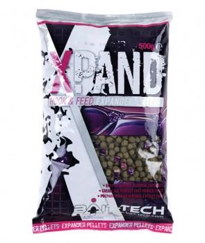 Bait Tech Xpand Pellets 4mm 500g