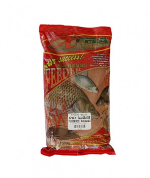 Xtra Feeder Spicy Saussage 1KG