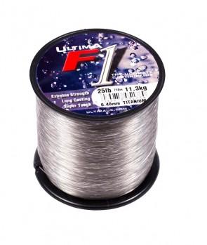 Ultima F1 Titanium 4oz