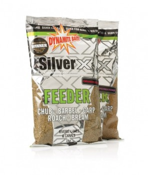 Dynamite Baits Silver X Feeder Mix 1kg