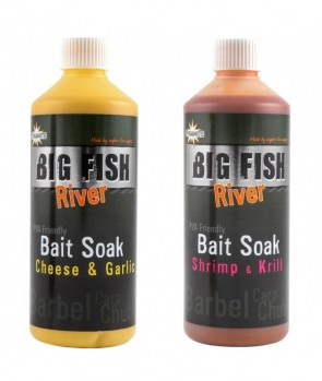 Dynamite Baits Big Fish River Bait Soak 500ml