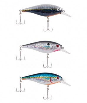Berkley Flicker Shad Shallow Slick 7cm