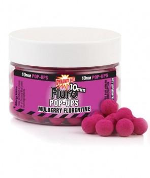 Dynamite Baits Mulberry Florentine Fluro Pop-Up 10mm