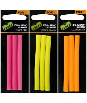 Fox Edges Zig Aligna Foam Fluoro