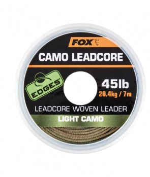 Fox Light Camo Leadcore 45lb