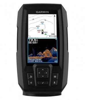 Garmin Striker Vivid 4CV (s krmenom sondom CHIRP 77/200kHz) GPS