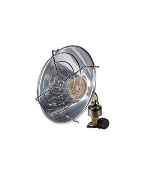 Kampa Single Parabolic Heater