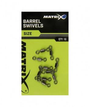 Matrix Barrel Swivels