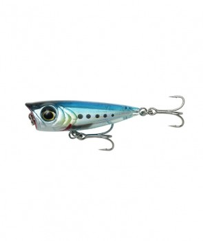 Savage Gear 3D Minnow Popper 4.3g F
