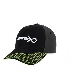 Matrix Grey / Lime Baseball Hat