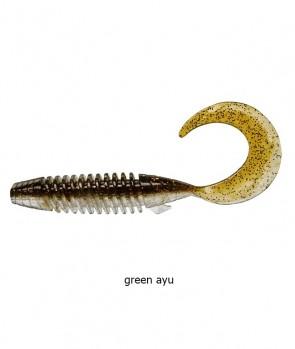 Daiwa Grubin Shad 20cm Green Ayu