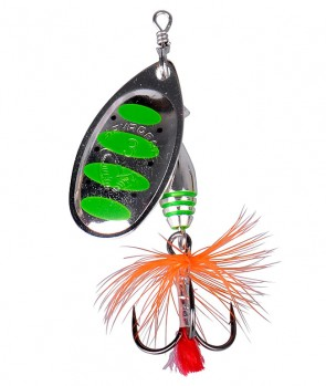 Savage Gear Rotex Spinner Green Highlander