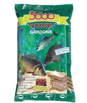 Sensas 3000 Feeder Special Roach 1kg