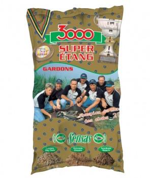 Sensas 3000 Super Lake Roach 1kg