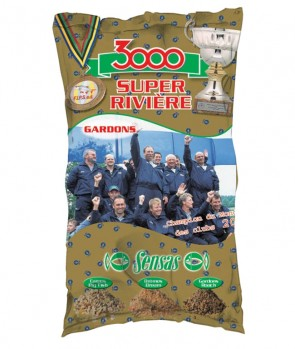 Sensas 3000 Super River Roach 1kg