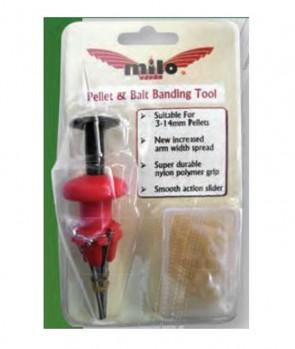 Milo Peletta Bait Banding Tool