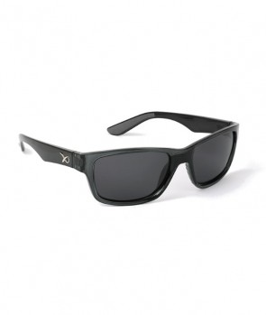 Matrix Trans Black Wraps/Grey Lense