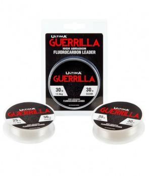 Ultima Guerrilla Clear 30m Snag Leader